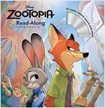 Zootopia Read-Along Storybook & CD (Paperback)