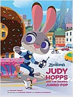 Zootopia: Judy Hopps and the Missing Jumbo-Pop (Hardcover)