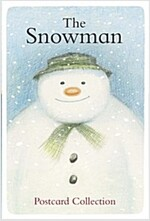 Postcards from the Snowman and the Snowdog (Hardcover)