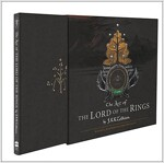 The Art of the Lord of the Rings (Hardcover, 60th Anniversary Slipcased edition)