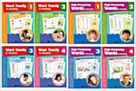 High Frequency Words in Reading + Word Family in Reading 8종 세트