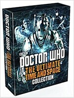 Doctor Who: The Ultimate Time and Space Collection (Package)
