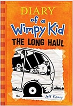 Diary Of A Wimpy Kid #9: Long Haul (Paperback, International)