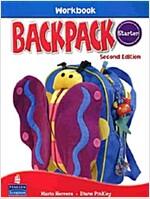 Backpack Starter Workbook with Audio CD (Paperback, 2)