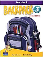 Backpack 3 Workbook with Audio CD (Paperback, 2)
