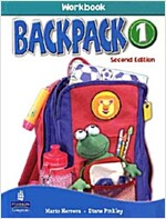 Backpack 1 Workbook with Audio CD (Paperback, 2)