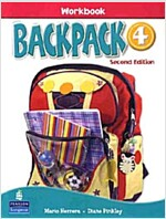 Backpack 4 Workbook with Audio CD (Paperback, 2)