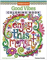 Good Vibes Coloring Book (Paperback)