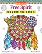 [중고] Free Spirit Coloring Book (Paperback)