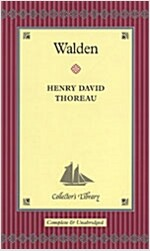 Walden (Hardcover)