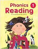 Phonics Reading 1 (Student book + CD 1장)