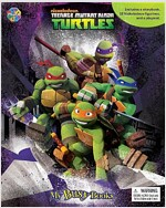 Teenage Mutant Ninja Turtles My Busy Book (Board book)