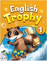 English Trophy 1 (Student Book + Workbook + Digital CD) (Paperback)