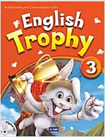 English Trophy 3 (Student Book + Workbook + Digital CD) (Paperback)