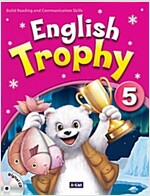 English Trophy 5 (Student Book + Workbook + Digital CD) (Paperback)