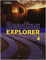 Reading Explorer 4 (Paperback + CD-Rom 1장)