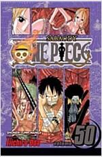 [중고] One Piece, Volume 50 [With Sticker(s)] (Paperback)