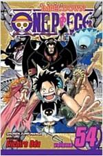 [중고] One Piece, Volume 54: Impel Down, Part 1 (Paperback)