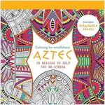 Aztec: 70 Designs to Help You de-Stress (Paperback)
