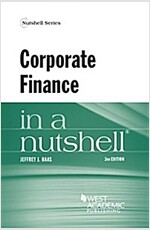 Corporate Finance in a Nutshell (Paperback, 3rd, New)