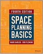 Space Planning Basics (Paperback, 4, Revised)