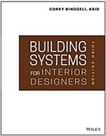 Building Systems for Interior Designers (Hardcover, 3, Revised)
