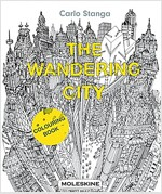 The Wandering City: Colouring Book (Paperback)