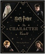 Harry Potter : The Character Vault (Hardcover)
