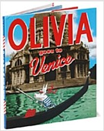 Olivia Goes to Venice (Hardcover)