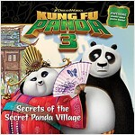 Secrets of the Secret Panda Village (Paperback, Media Tie In)