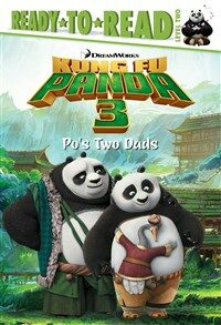 Po's Two Dads (Paperback, Media Tie In)