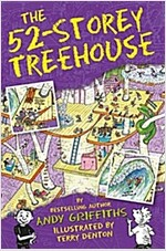 The 52-Storey Treehouse (Paperback, Main Market Ed.)