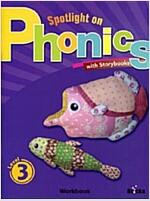 Spotlight on Phonics 3 : Workbook (Paperback)