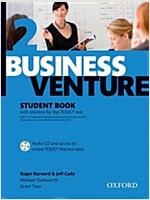 [중고] Business Venture 2 Pre-Intermediate : Cady, Jeff (Package)