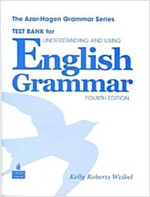 Understanding and Using English Grammar : Testbank (Paperback, 4th Edition)