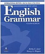 Understanding & Using English Grammar International Student's Book (Paperback, Compact Disc, 4th)