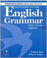Understanding & Using English Grammar 4E : Student Book (Answerkey & CD(1)) (Paperback, Compact Disc, 4th)