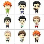 カラコレ ハイキュ-!! 第3彈 BOX商品 1BOX(특전 피규어 포함 총 9개) (おもちゃ&ホビ-)
