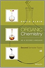 Organic Chemistry as a Second Language: Second Semester Topics (Paperback, 4)