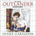 The Official Outlander Coloring Book: An Adult Coloring Book (Paperback)