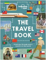 The Lonely Planet Kids Travel Book : Mind-Blowing Stuff on Every Country in the World (Hardcover)