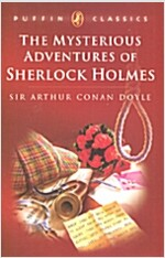 The Mysterious Adventures of Sherlock Holmes (Paperback)