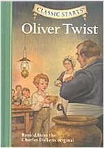 Classic Starts(r) Oliver Twist (Hardcover)