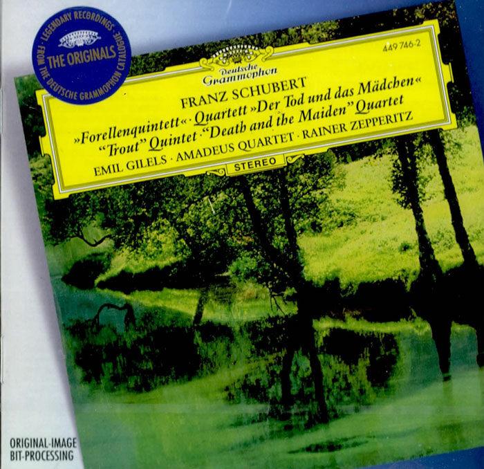 Franz Schubert Schubert - Isaac Stern Streichquintett C-Dur Op. 163