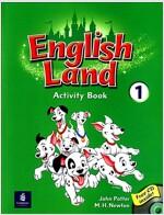 English Land 1 (Activity Book + CD 1장)