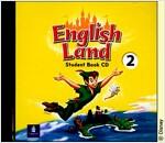 English Land 2 (Audio CD 2장)