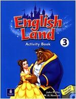 English Land 3 (Activity Book + CD 1장)