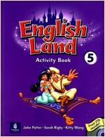English Land 5 (Activity Book + CD 1장)