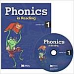 Phonics in Reading 1 (Paperback + CD 1장)