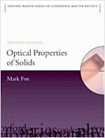 Optical Properties of Solids (Paperback, 2 Rev ed)